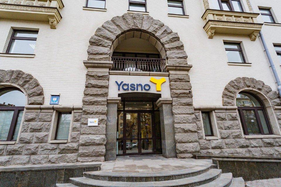 YASNO kievenergo - YASNO. Киевские энергетические услуги.